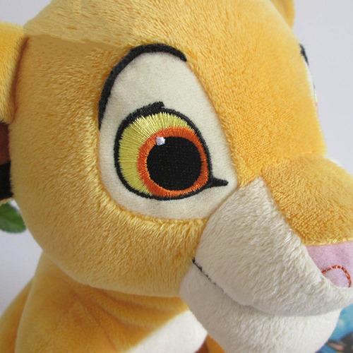 simba o rei leão pelúcia 30cm pronta entrega lion king