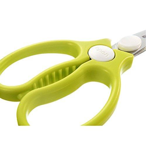 simba premium baby safety cortador de alimentos verde