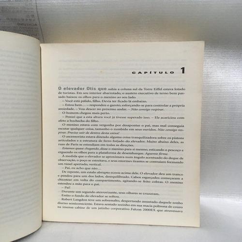 símbolo perdido/livro