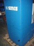 simco ion itw neutro-vac dc-550 static elimination / dust co