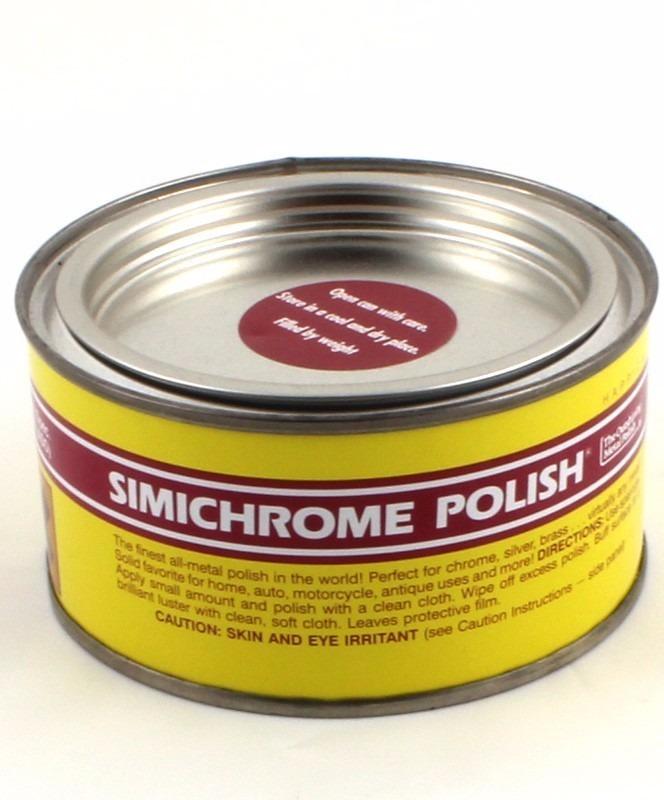 Simichrome polish 250 gr pasta para pulir metales alemana - Pasta para pulir metales ...