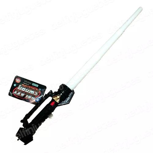 simil star wars ditoys galaxy sword espada luz sonido once