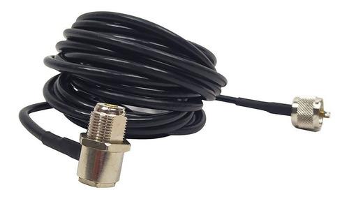 similar a m802k aquário - cabo médio rg-58 para px 5,5m