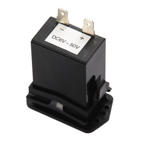 similar dc 6-50v contador mecánico de cronómetros hora para