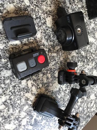 similar gopro - câmera xtrax sd20 full hd - preta