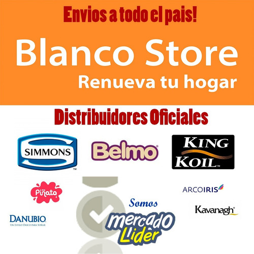 simmons plaza colchon sommier