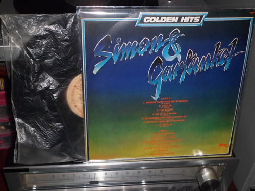 simon and garfunkel - golden hits