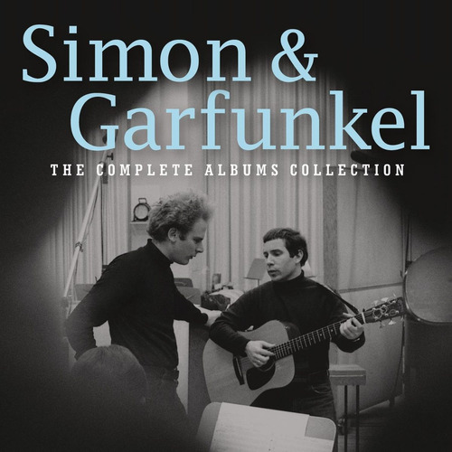 simon & garfunkel complete albums collection box set