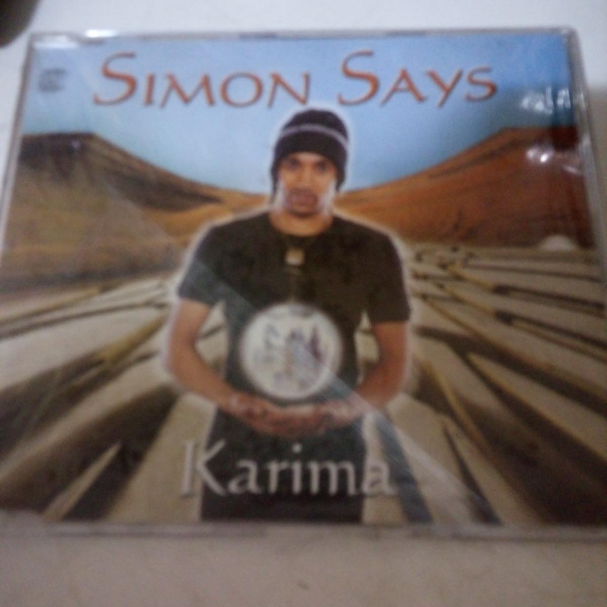 simon says karima