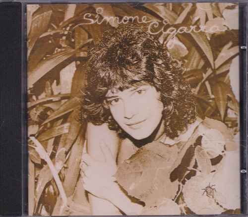 simone - cd cigarra - 1978 - seminovo