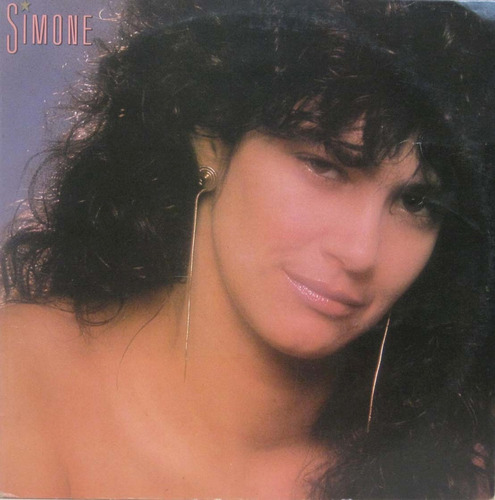 simone - desejos  lp vinil - columbia 1984