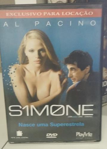 simone -nasce uma superestrela -dvd