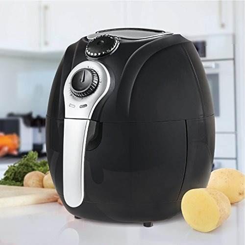 simple chef air fryer - fría de aire para el aceite saludabl