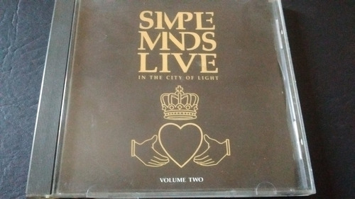 simple mids - live - in the city light - cd