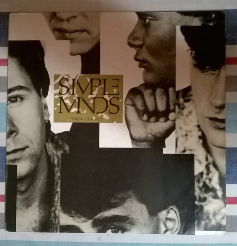 simple minds, había una vez, incluye tema: alive and kicking