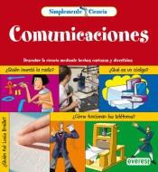 simplemente ciencia. comunicaciones(libro )