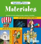 simplemente ciencia. materiales(libro )