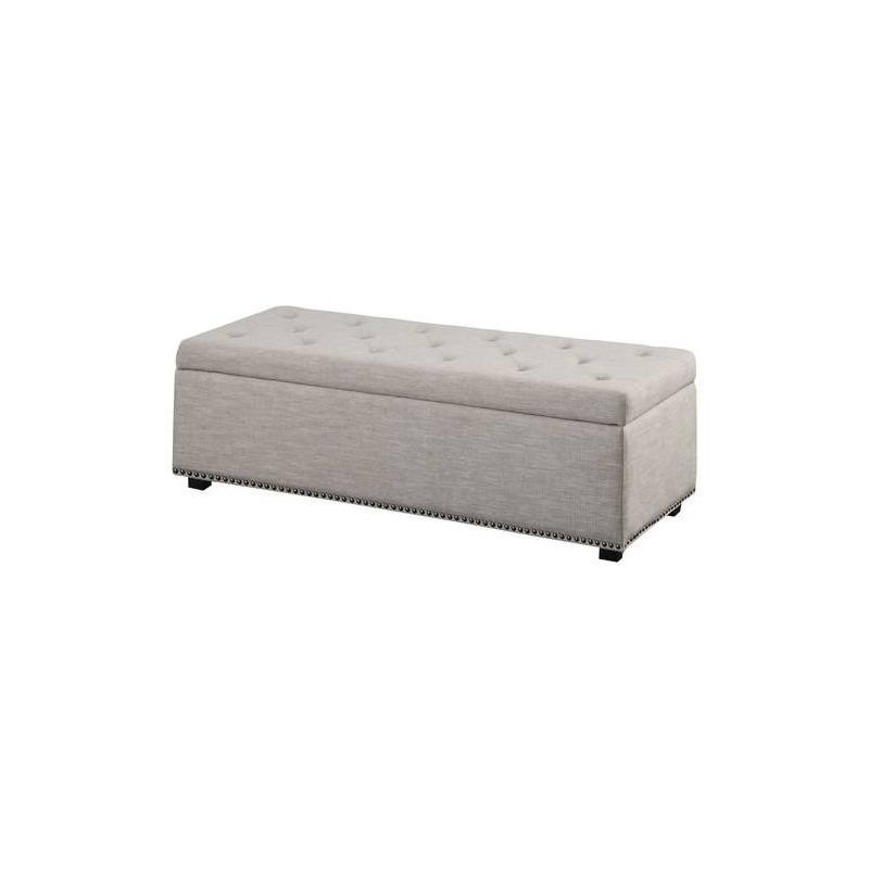Dorable Otomana Cubo Con Muebles De La Bandeja Ideas - Muebles Para ...
