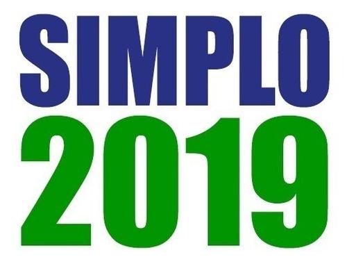 simplo 2019 + dicatec 3.3.0 mejor precio