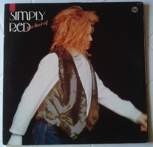 simply red - the best  -  lp  - ver o video