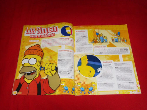 simpson revistas los