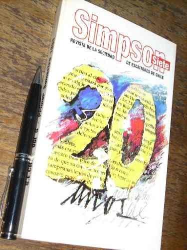 simpson siete vol 5 primer semestre 1994 ver contenido sech