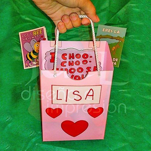 simpsons choo choo - tarjeta san valentín día enamorados