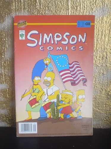 simpsons comics editorial vid
