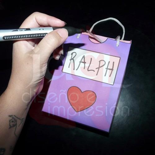 simpsons i choo choo choose you - caja tarjeta san valentín