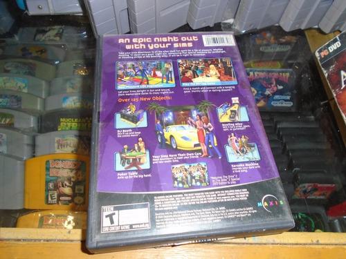 sims 2 nightlife expansion pack pc envio gratis