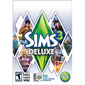 Sims 3 Deluxe + World Adventure + Master Suite Stuff