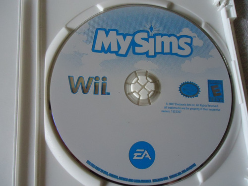 sims wii wii