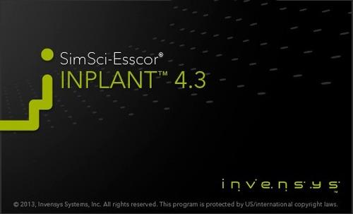simsci inplant 4.3: simulador de lineas de alivio y venteo