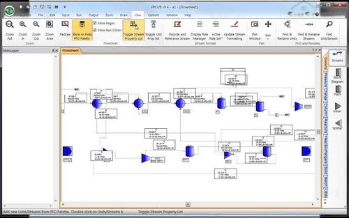 simsci pro/ii 9.4: simulador de procesos industriales