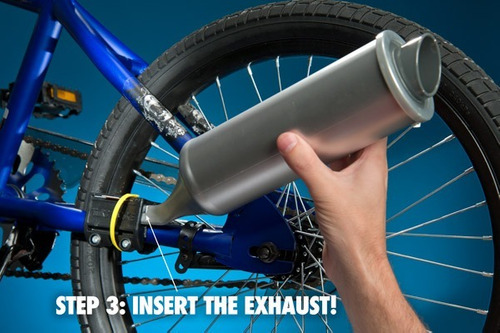 simula simulador turbo escape para bicicletas rock your bike