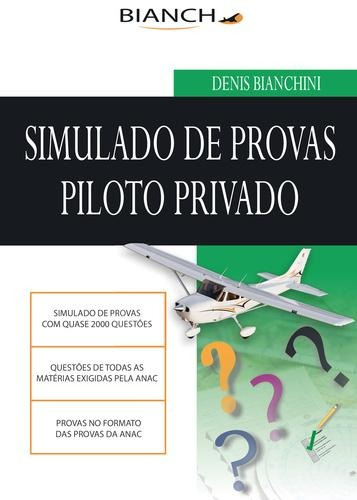 simulado de provas - piloto privado