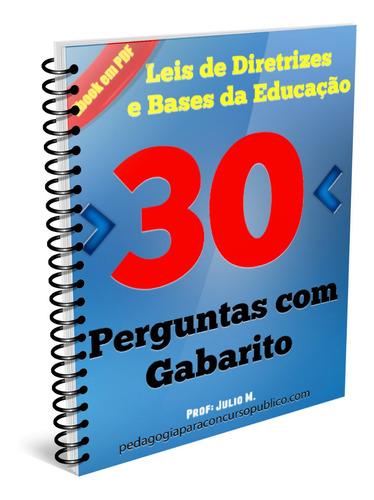 simulado ldb (30 questões em pdf)