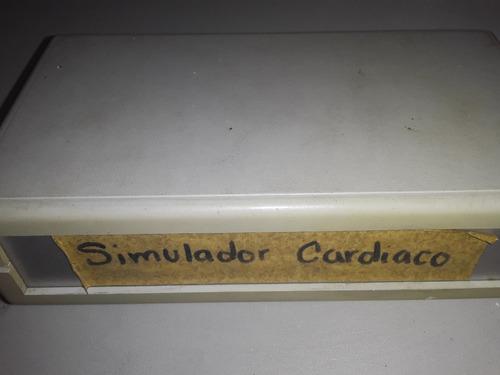 simulador cardiaco