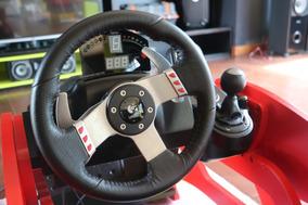 8e90dcfc281 Cockpit Simulador F1 Simuladores De Manejo - Controles para Gamers en  Mercado Libre Argentina