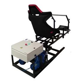 Simulador Con Movimiento Montaña Rusa O Avion 250kg