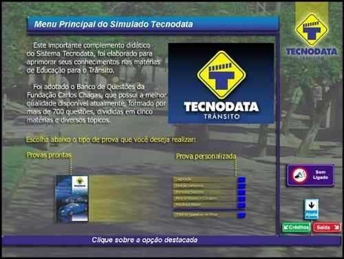 simulador de auto escola tecnodata