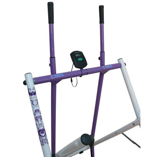 simulador de caminhadas power 1100 lilás/branco - dream