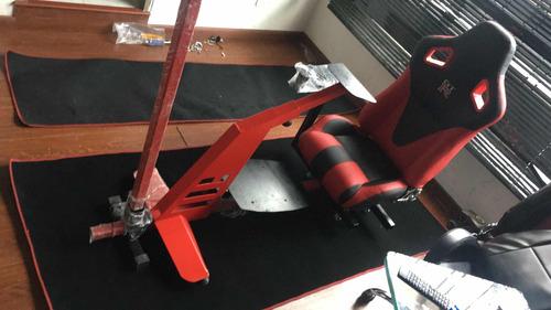 simulador de conducción juego logitech tapiforros 7 d agosto