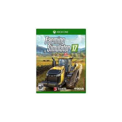 simulador de la agricultura 17 - xbox one