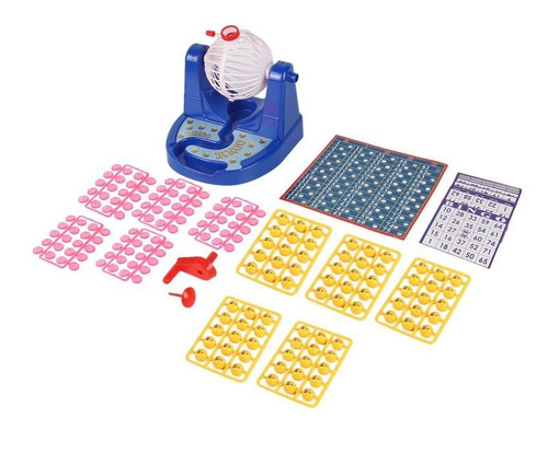 simulador de la lotería de la suerte bolas de bingo juego de