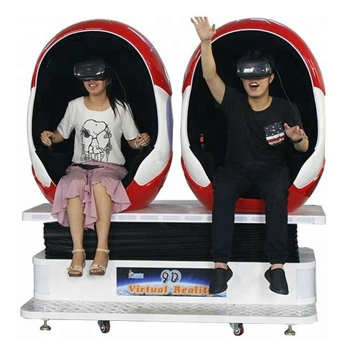 simulador de realidad virtual 9d