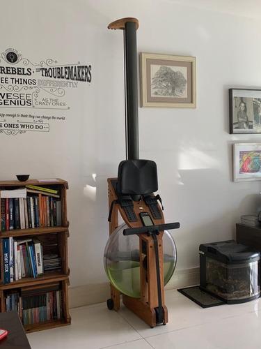simulador de remo water rower a1 studio
