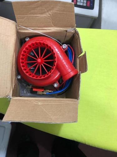 simulador de turbo