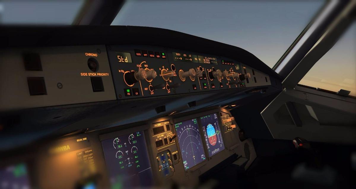 Simulador De Voo Prepar3d V3 4 Com 737-800 Fmc Atualizado