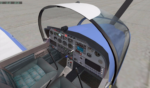 simulador de vuelo xplane 10